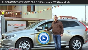 AUTOMONACO VOLVO XC 60 2.0 D3 Summum 2013 New Model